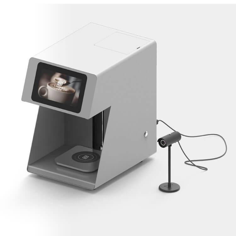 selfie coffee printer