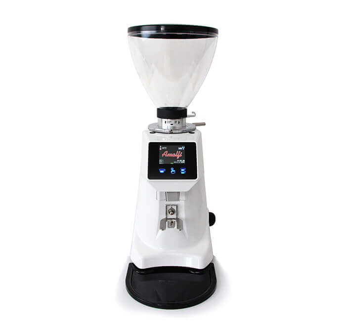 Coffee grinder A80 white