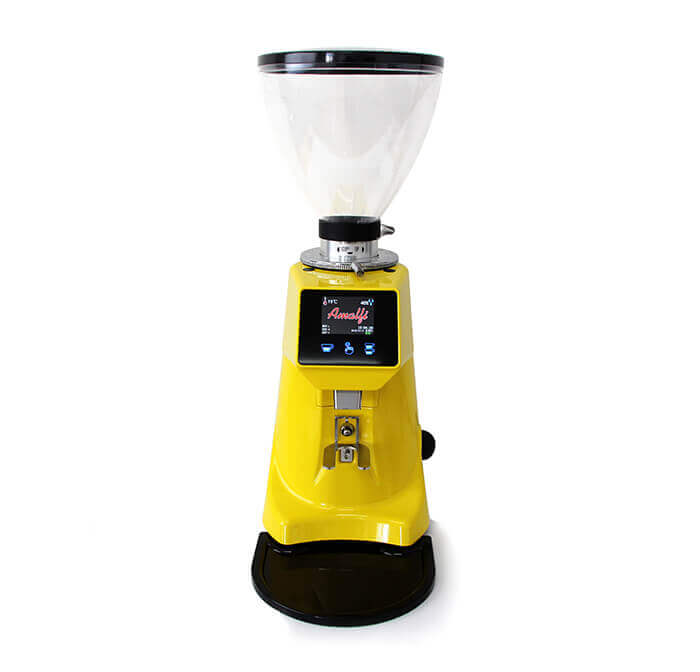 Coffee grinder A80 yellow