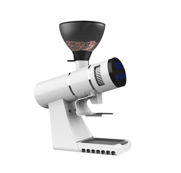 Coffee grinder L-MINI white