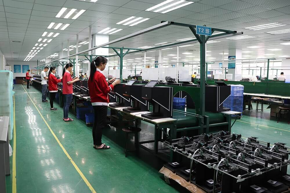 cinoart factory photo