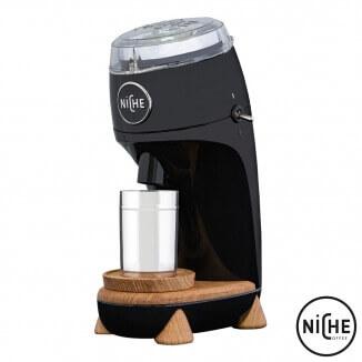 Zero NG63 WPM Niche Coffee Grinder black