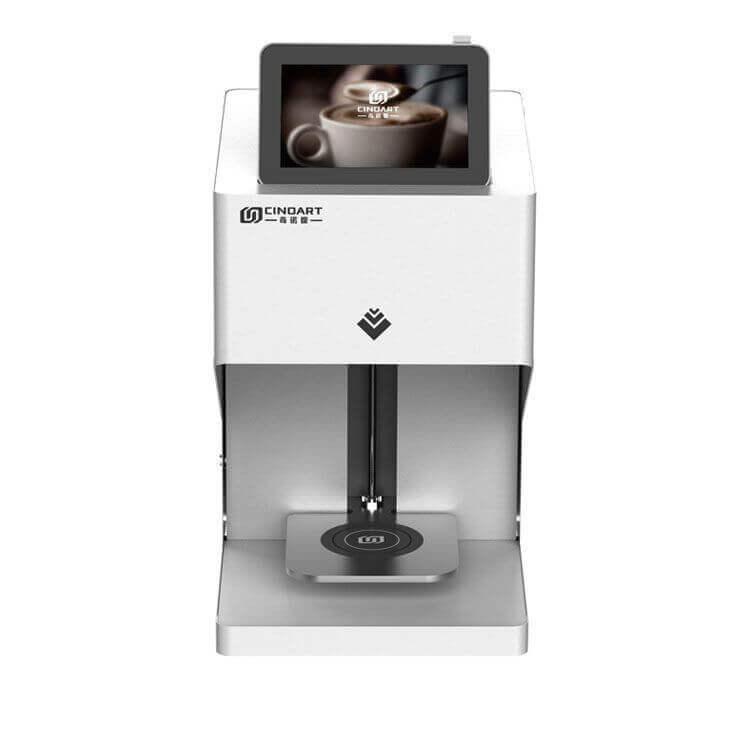 cino printer 3d coffee printer