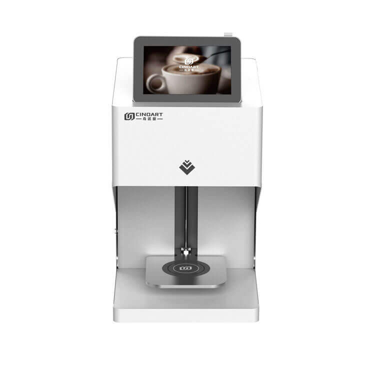 coffee printer cinoart pro white