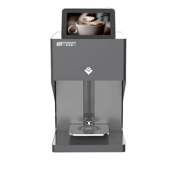 coffee foam printer cino printer