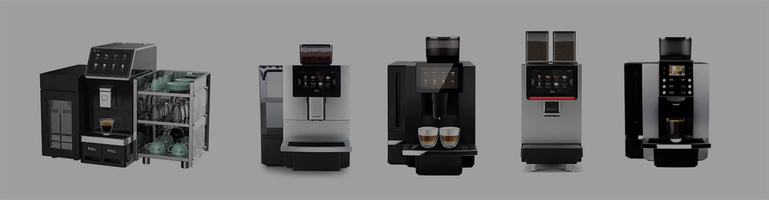 China coffee machine supplier