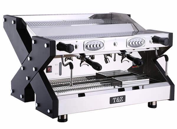 espresso machine double group X series
