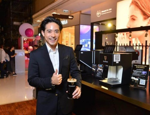 Guinness Pure Black Experience Hall in Hong Kong 2019
