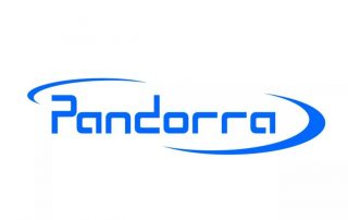 pandorra coffee machine logo