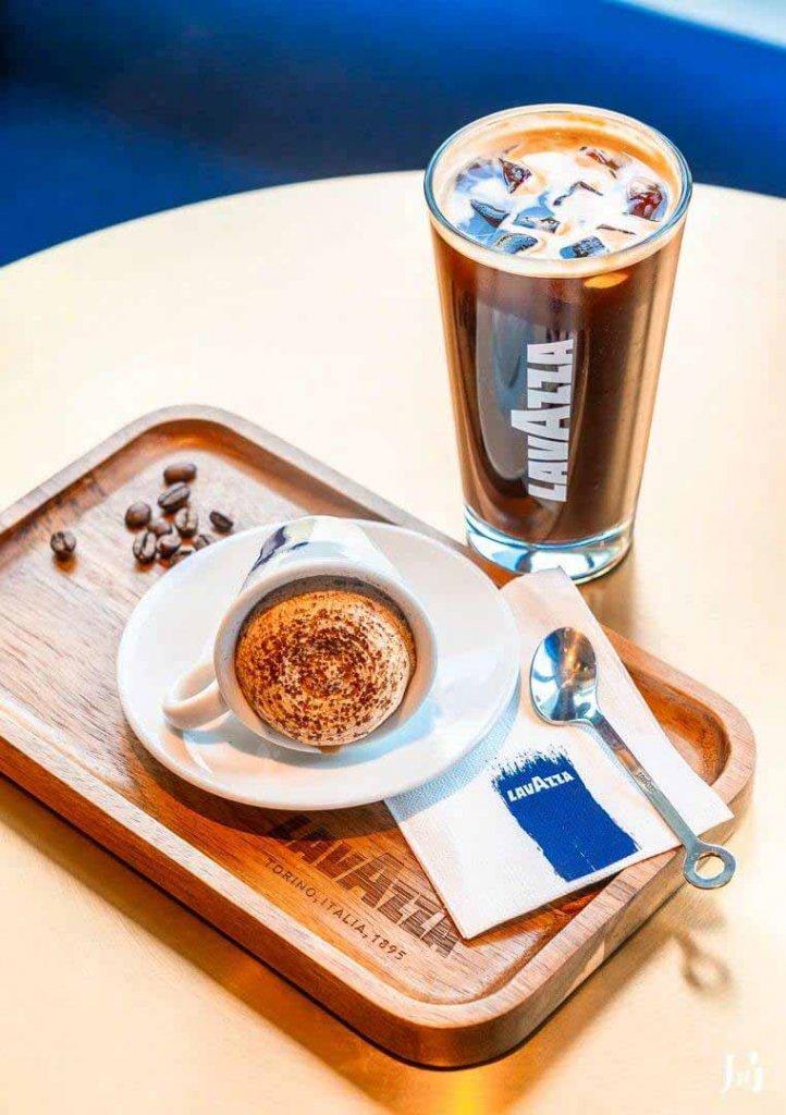 Espresso Cappuccino