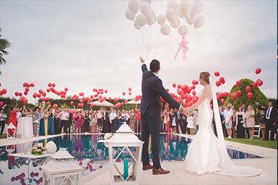 Weddings & Parties