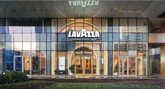 lavazza flagship store in shanghai