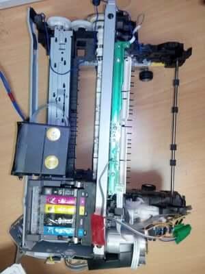 step3 coffee printer machine