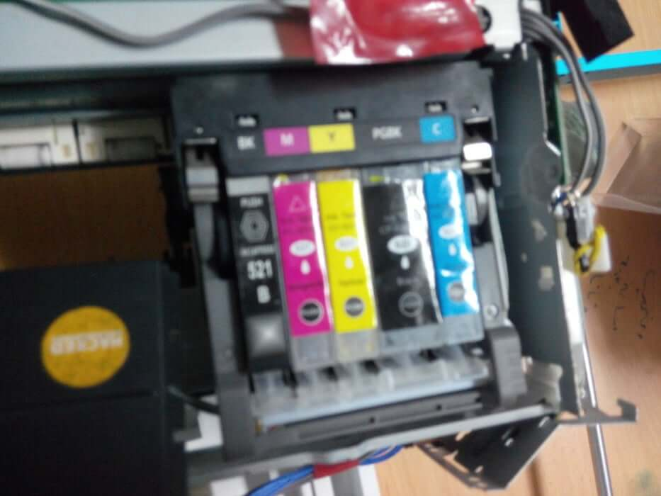 step9 coffee printer machine