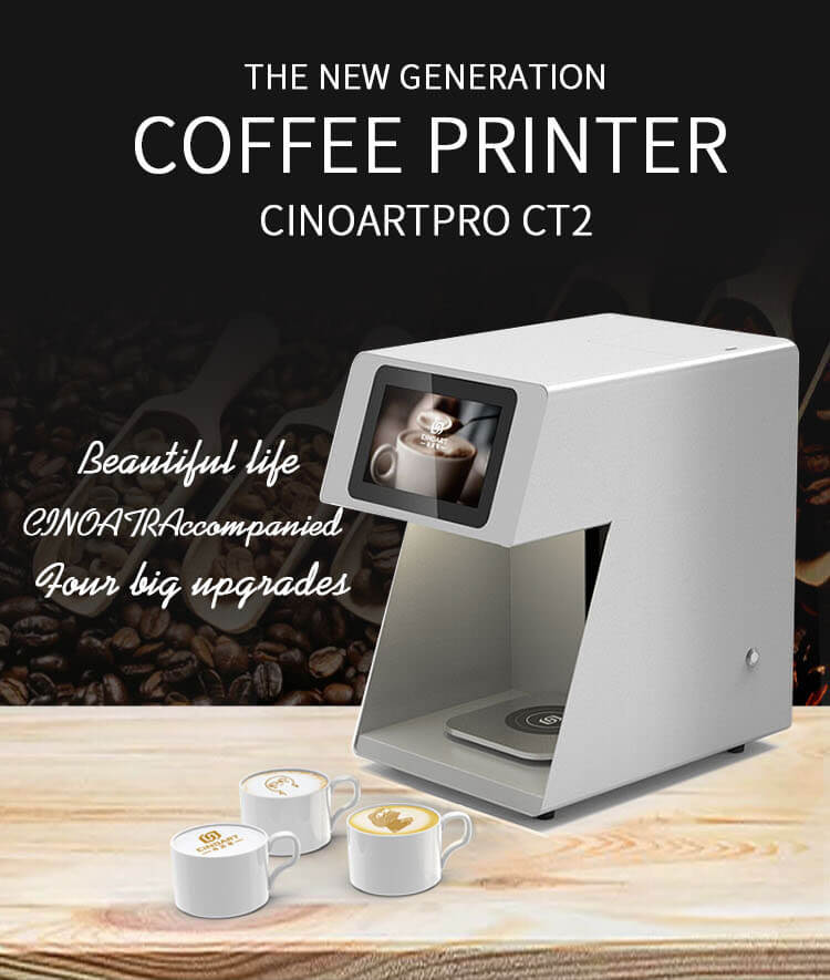 latte printer photo