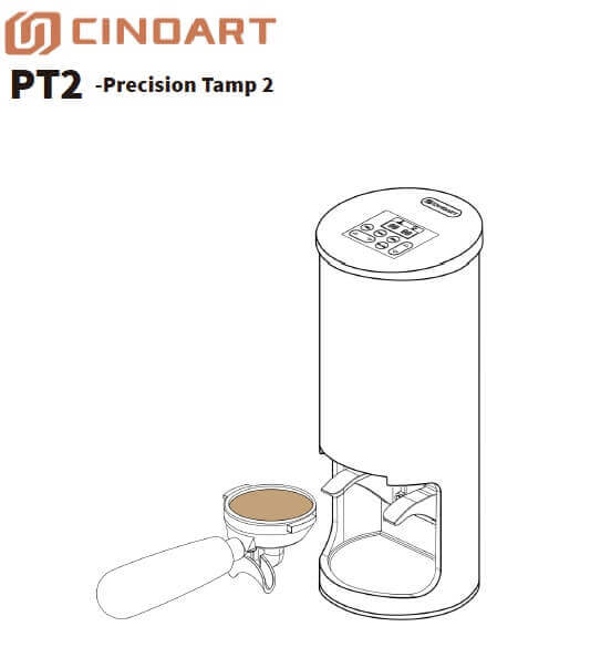 Automatic Coffee Tamper PT2 manual