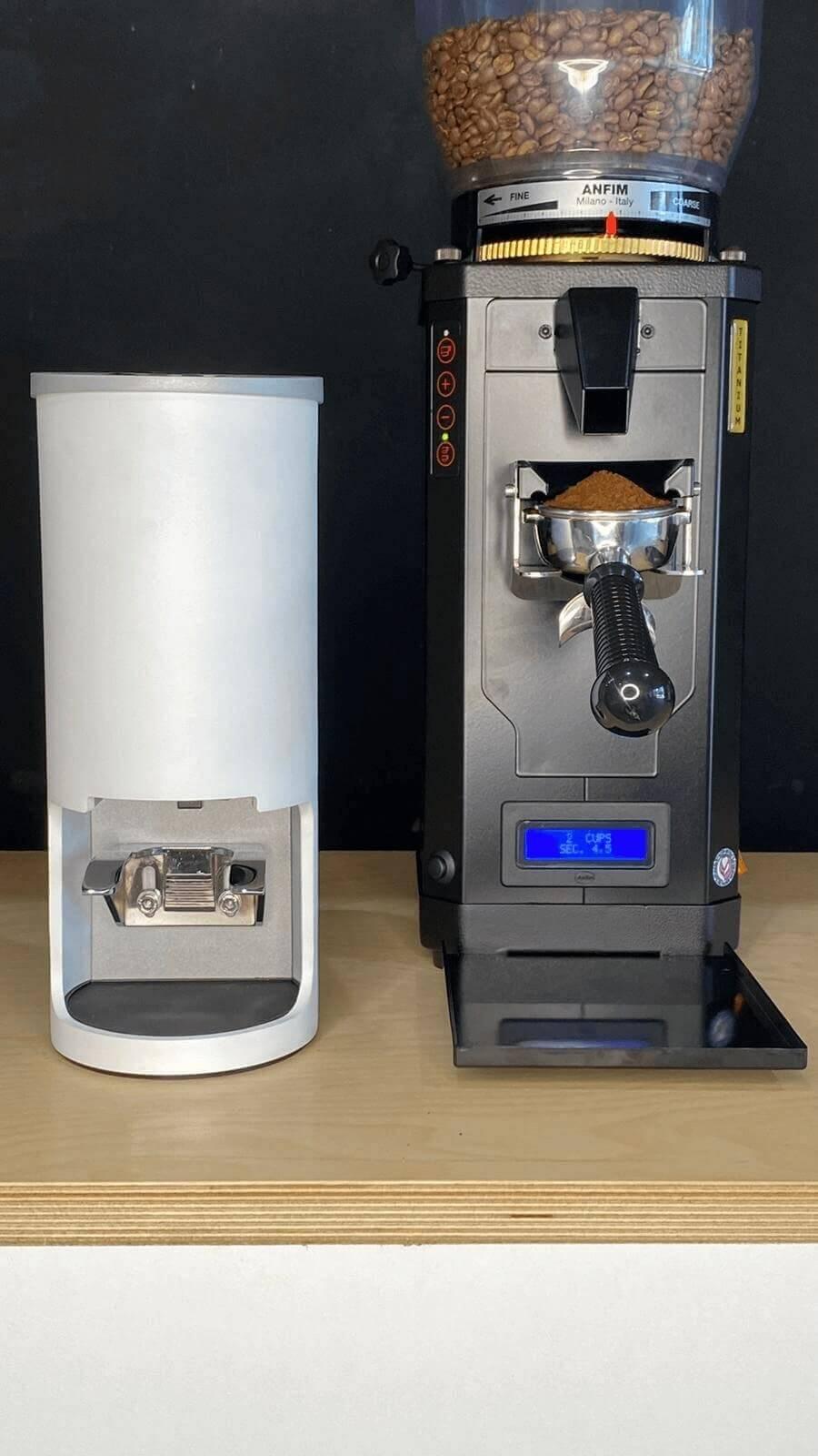auto tamper espresso in Australia