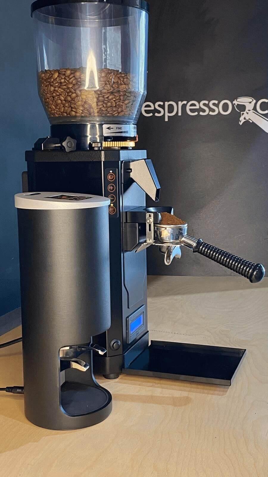 auto tamper espresso
