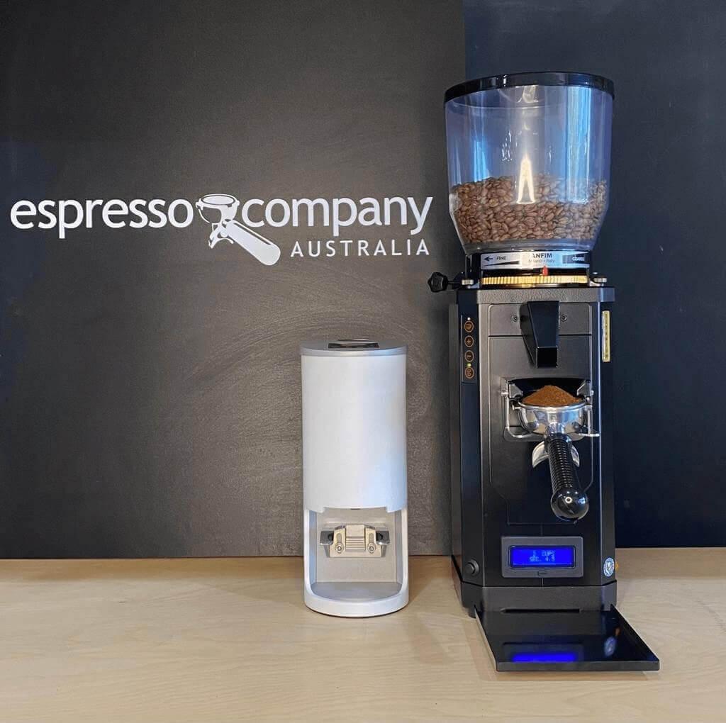 automatic espresso tamper in Australia