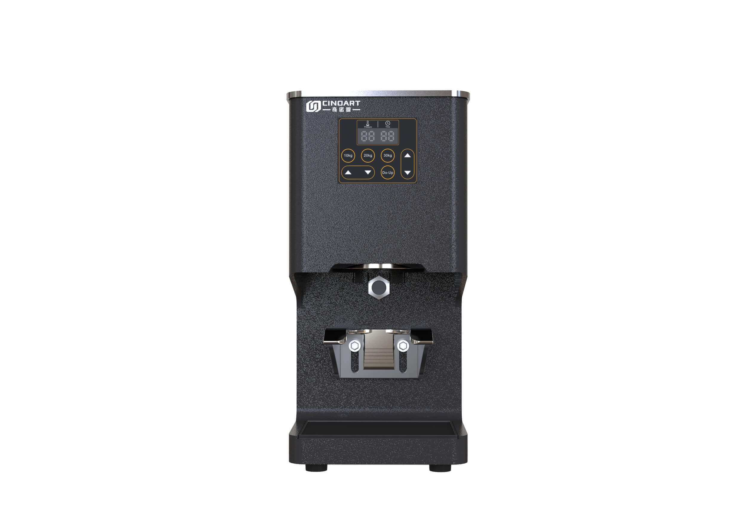 black automatic tamper price 2020