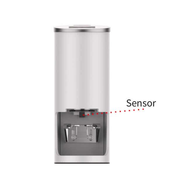 precision tamper with sensor